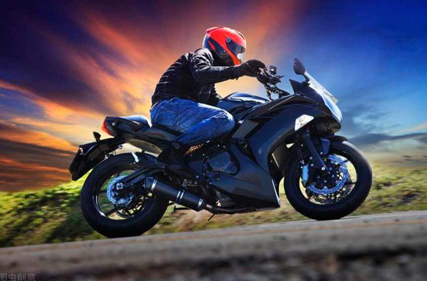 Start Riding Motorcycles